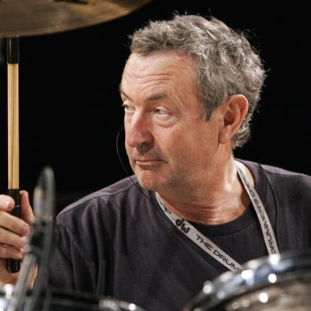 Nick Mason (Pink Floyd), UK